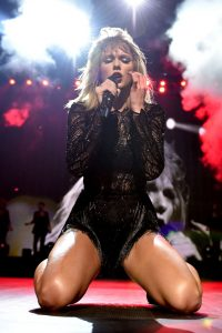 Sexiest entertainer: Taylor Swift